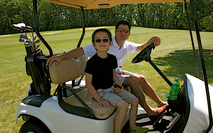 2009 5th Annual Brandon Rolen Foundation - Golf Tournament - @Heritage Links Golf Club, Lakeville, Minnesota
